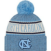 New Era Men's North Carolina Tar Heels Carolina Blue Sport Knit Beanie