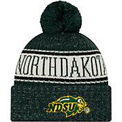 New Era Men's North Dakota State Bison Green Sport Knit Beanie