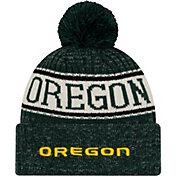 New Era Men's Oregon Ducks Green Sport Knit Beanie