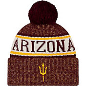 New Era Men's Arizona State Sun Devils Maroon Sport Knit Beanie
