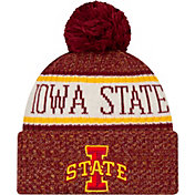 New Era Men's Iowa State Cyclones Cardinal Sport Knit Beanie