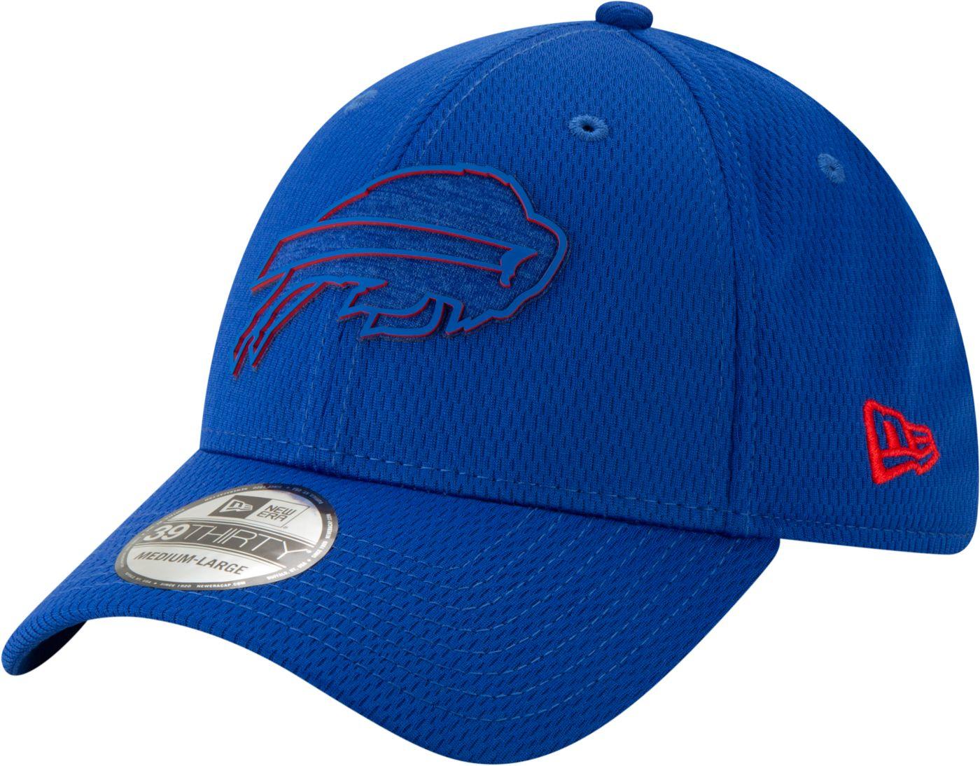 New Era Men's Buffalo Bills Tonal Mold 39Thirty Stretch Fit Hat