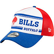 New Era Men's Buffalo Bills Sideline Home 39Thirty Stretch Fit Hat