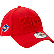 New Era Men's Buffalo Bills Sideline Color Rush 39Thirty Stretch Fit Hat