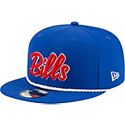 New Era Men's Buffalo Bills Sideline Home 9Fifty Adjustable Hat
