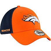 New Era Men's Denver Broncos 2Tone Sided 39Thirty Stretch Fit Hat