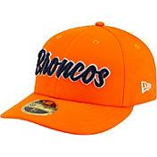 New Era Men's Denver Broncos Sideline Home 59Fifty Fitted Hat