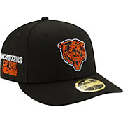 New Era Men's Chicago Bears 2020 NFL Draft 59Fifty Fitted Black Hat