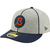 New Era Men's Chicago Bears Sideline Home 59Fifty Fitted Hat