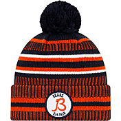 New Era Men's Chicago Bears Sideline Home Sport Pom Knit