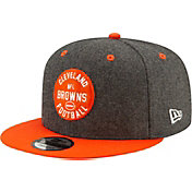 New Era Men's Cleveland Browns Sideline Home 9Fifty Adjustable Hat