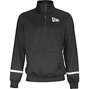 New Era Men's NFL Combine 2020 Quarter-Zip Fleece Pullover