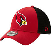 New Era Men's Arizona Cardinals 2Tone Sided 39Thirty Stretch Fit Hat