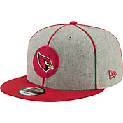 New Era Men's Arizona Cardinals Sideline Home 9Fifty Adjustable Hat