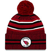 New Era Men's Arizona Cardinals Sideline Home Sport Pom Knit
