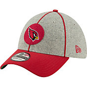 New Era Men's Arizona Cardinals Sideline Home 39Thirty Stretch Fit Hat