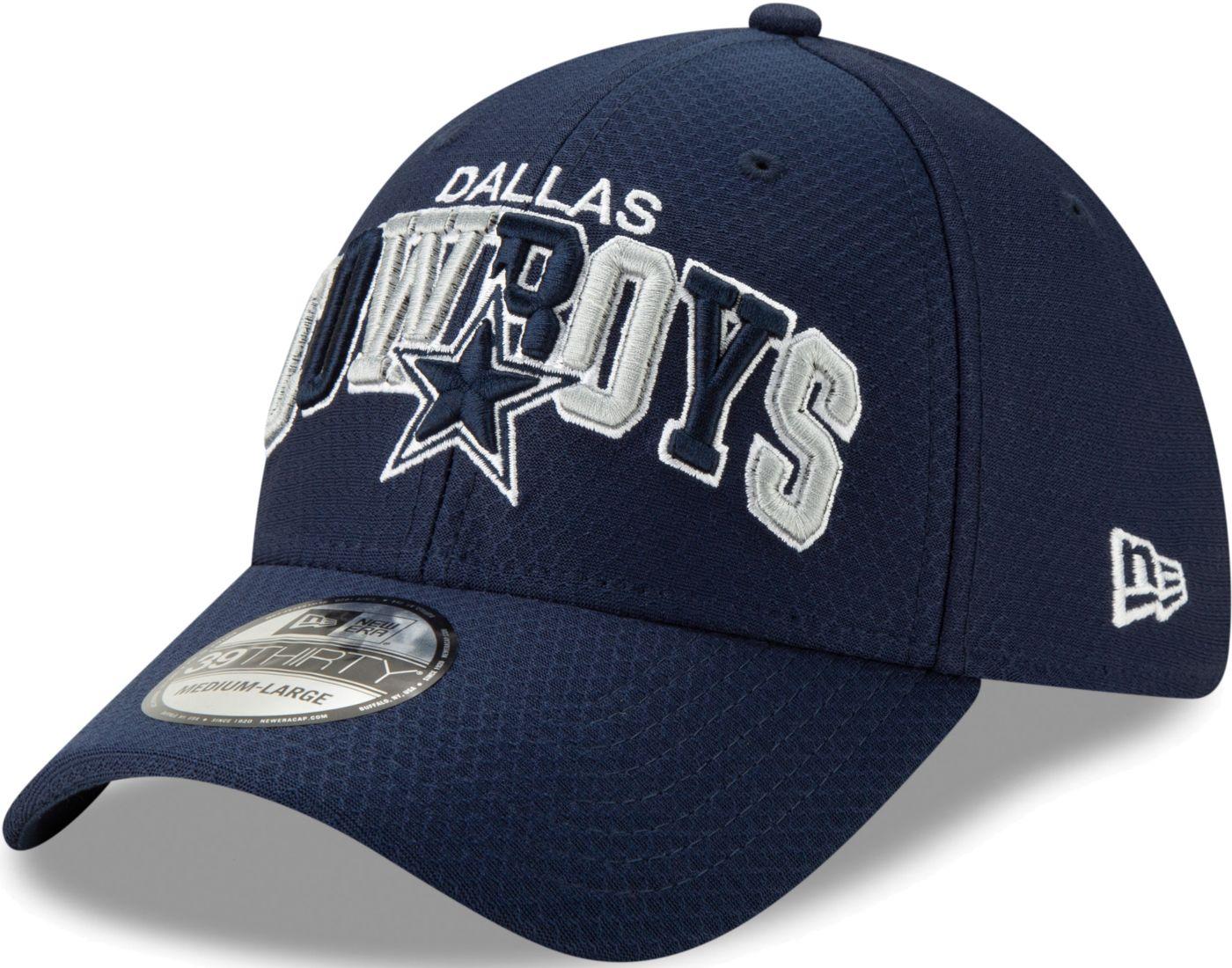 New Era Men's Dallas Cowboys Sideline Home 39Thirty Stretch Fit Hat