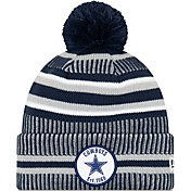 New Era Men's Dallas Cowboys Sideline Home Sport Pom Knit