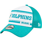New Era Men's Miami Dolphins Sideline Home 39Thirty Stretch Fit Hat