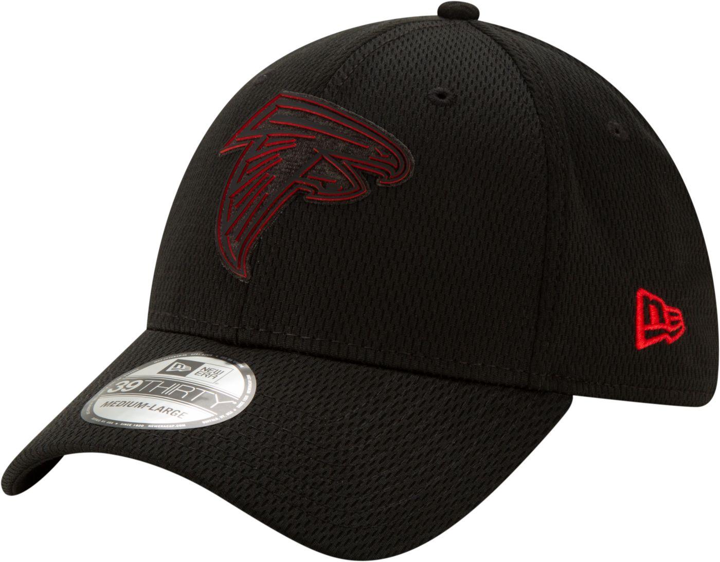 New Era Men's Atlanta Falcons Tonal Mold 39Thirty Stretch Fit Hat