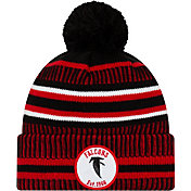 New Era Men's Atlanta Falcons Sideline Home Sport Pom Knit