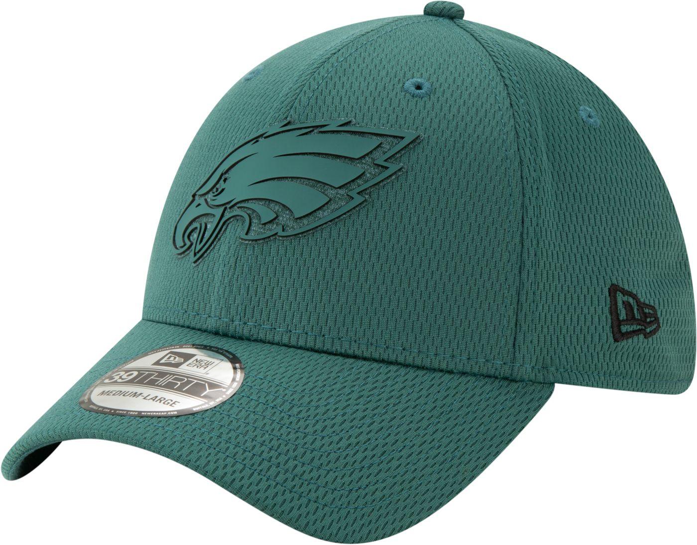 New Era Men's Philadelphia Eagles Tonal Mold 39Thirty Stretch Fit Hat