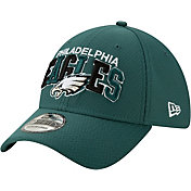 New Era Men's Philadelphia Eagles Sideline Home 39Thirty Stretch Fit Hat