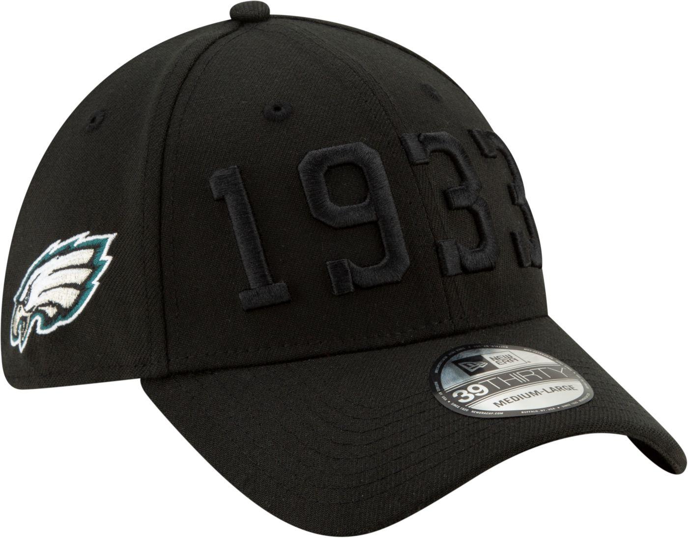 New Era Men's Philadelphia Eagles Sideline Color Rush 39Thirty Stretch Fit Hat
