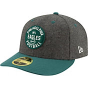 New Era Men's Philadelphia Eagles Sideline Home 59Fifty Fitted Hat