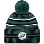 New Era Men's Philadelphia Eagles Sideline Home Sport Pom Knit