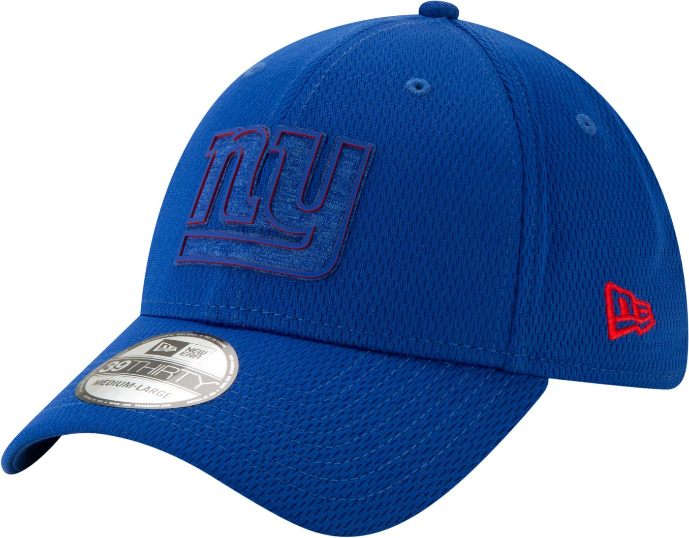 New Era Men's New York Giants Tonal Mold 39Thirty Stretch Fit Hat