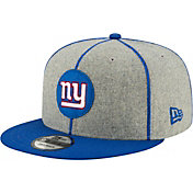 New Era Men's New York Giants Sideline Home 9Fifty Adjustable Hat