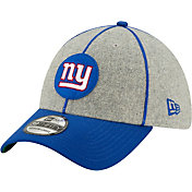 New Era Men's New York Giants Sideline Home 39Thirty Stretch Fit Hat