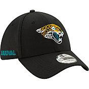 New Era Men's Jacksonville Jaguars 2020 NFL Draft 39Thirty Stretch Fit Black Hat