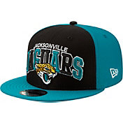 New Era Men's Jacksonville Jaguars Sideline Home 9Fifty Adjustable Hat