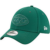 New Era Men's New York Jets Tonal Mold 39Thirty Stretch Fit Hat