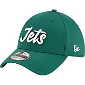 New Era Men's New York Jets Sideline Home 39Thirty Stretch Fit Hat