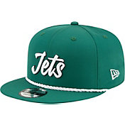 New Era Men's New York Jets Sideline Home 9Fifty Adjustable Hat