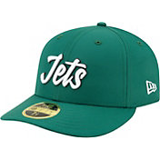 New Era Men's New York Jets Sideline Home 59Fifty Fitted Hat