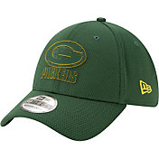 New Era Men's Green Bay Packers Tonal Mold 39Thirty Stretch Fit Hat