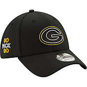 New Era Men's Green Bay Packers 2020 NFL Draft 39Thirty Stretch Fit Black Hat