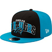 New Era Men's Carolina Panthers Sideline Home 9Fifty Adjustable Hat