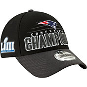 42d5f205b5a Product Image · New Era Men s AFC Conference Champions New England Patriots  Locker Room 9Forty Hat