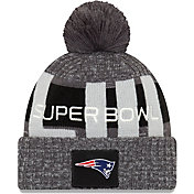New Era Men's Super Bowl LIII Bound New England Patriots Participation Knit
