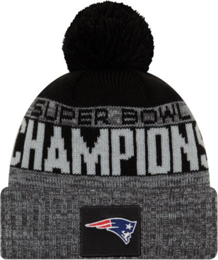 42b05e16588 New Era Men s Super Bowl LIII Champions New England Patriots Parade  Celebration Knit. noImageFound