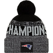 New Era Men's Super Bowl LIII Champions New England Patriots Parade Celebration Knit