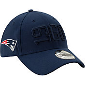 New Era Men's New England Patriots Sideline Color Rush 39Thirty Stretch Fit Hat