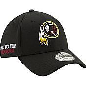 New Era Men's Washington Redskins 2020 NFL Draft 39Thirty Stretch Fit Black Hat