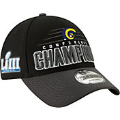 07be8b70b Product Image · New Era Men s NFC Conference Champions Los Angeles Rams  Locker Room 9Forty Hat
