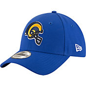 New Era Men's Los Angeles Rams 9Forty Royal Adjustable Hat
